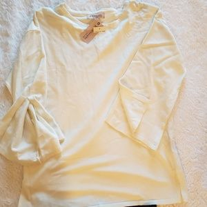 PHILOSOPHY SUPER SOFT TOP Split sleeves